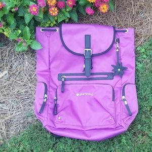 SHERPANI 'Tivoli' Backpack  Purple NWOT